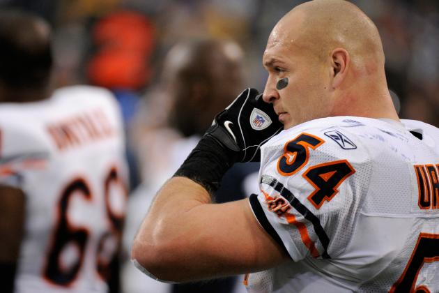 Brian Urlacher May Be out but the Sky Isn't Falling for the Chicago Bears