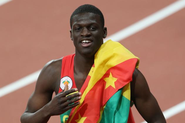 Olympic Medal Tally 2012: Kirani James Wins Gold for Grenada's First Medal