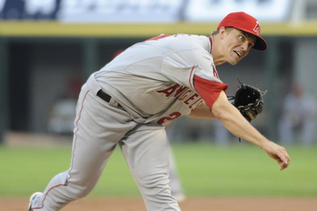 How Would Dodgers Stealing Zack Greinke Away from the Angels Enhance Rivalry?