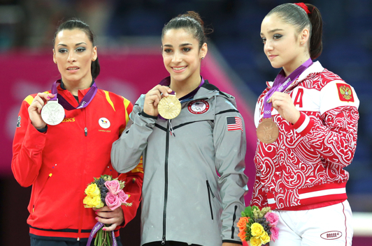 Olympic Gymnastics 2012 Day 11 Results: Men & Women's Medal Winners and Scores