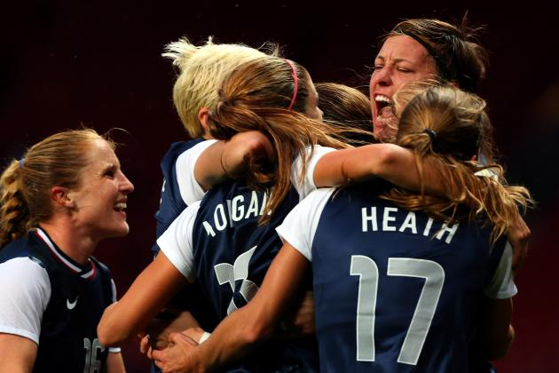 Olympics 2012: Why US Women's Soccer Will Avenge Their World Cup Loss