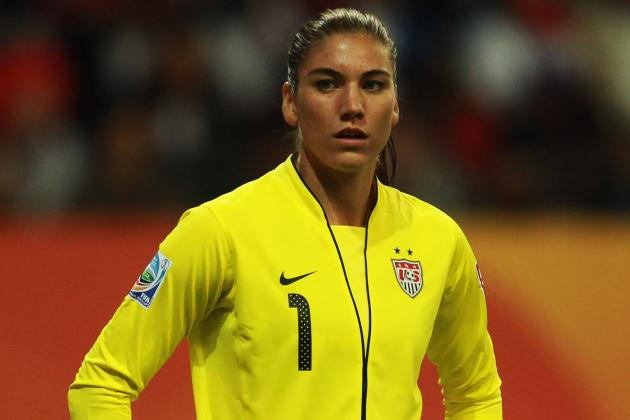Hope Solo: Team USA's Goalkeeper Is the Key to Winning Olympic Gold