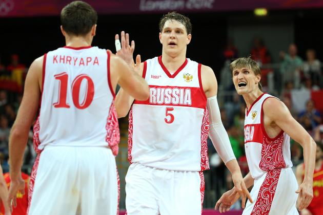 NBC Olympic 2012 Schedule: Preview for Every Day 12 Men's Basketball Game