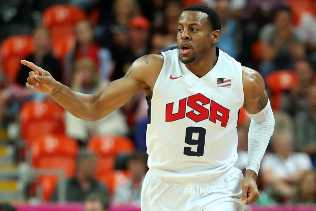 Andre Iguodala's Olympic Play Encouraging for Sixers Fans