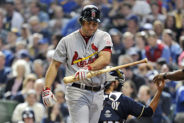 St. Louis Cardinals: Lance Berkman and 3 Players Redbirds Shouldn't Re-Sign