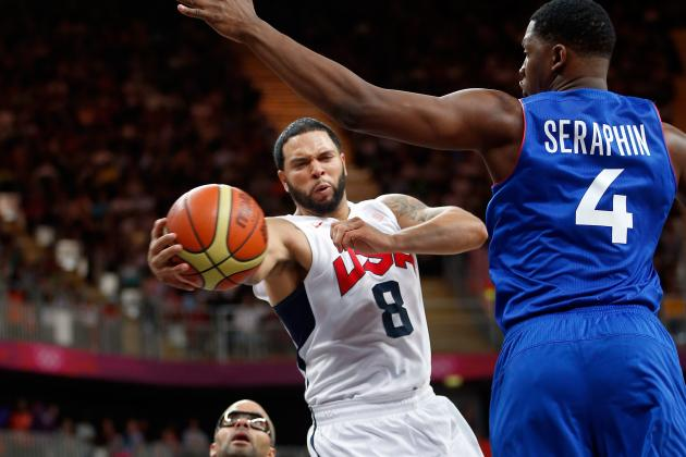 2012 Summer Olympics: Deron Williams Has Been Best Point Guard on Team USA