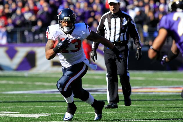 Fantasy Football Draft Strategy 2012: Best Methods for Drafting Running Backs