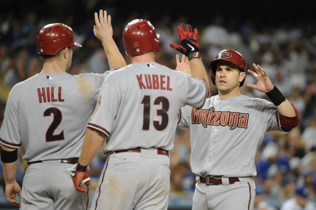 MLB Power Rankings 2012: Teams That Will Fade Down the Stretch