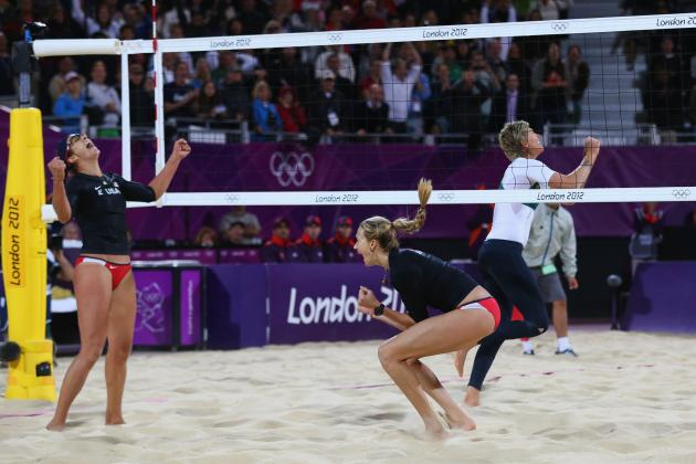 Olympic Beach Volleyball 2012: Keys to Treanor and Walsh Securing 3rd Gold