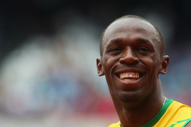 Usain Bolt: Olympic Star Found Fast Food Fuel Before 100-Meter Race
