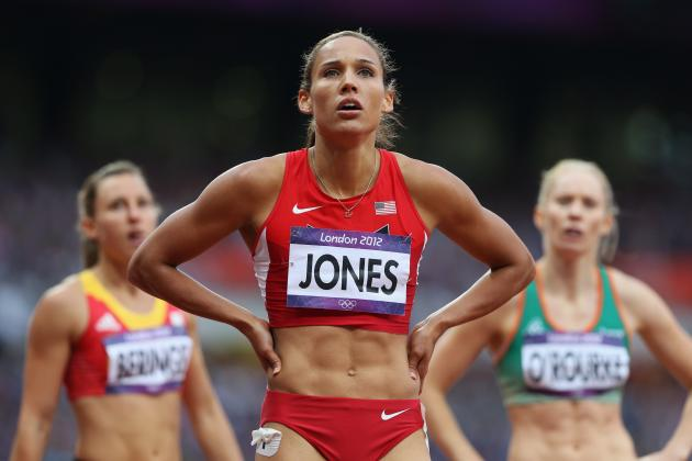 Lolo Jones: Legacy of Hurdling Star After Disappointment in 100-Meter Hurdles