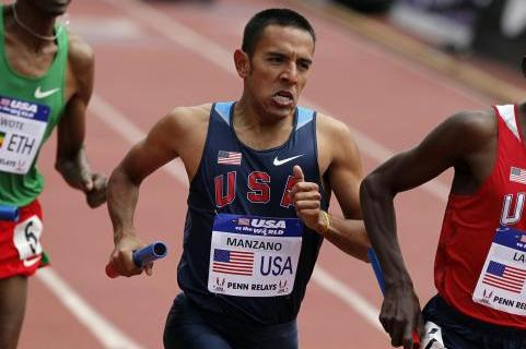 Olympic 1500 Meters: Leonel Manzano Breaks Huge Medal Drought for U.S. Track