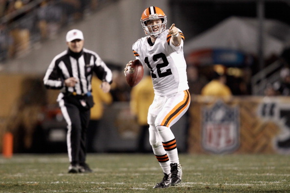Colt McCoy Must Stop Whining and Start Competing