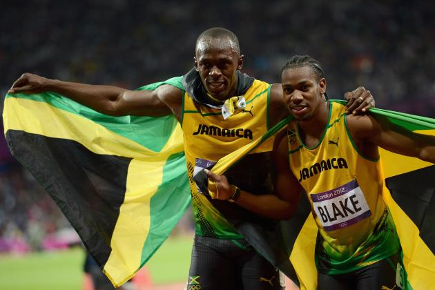 Yohan Blake: Jamaican Will Leave London with Gold Medal