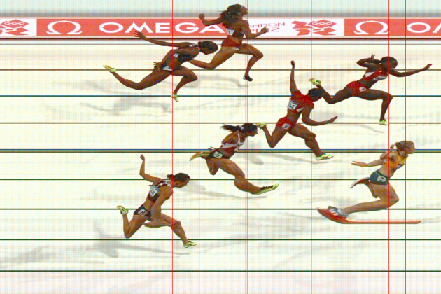 Lolo Jones Fails to Medal in 2012 Olympic Women's 100m Hurdles