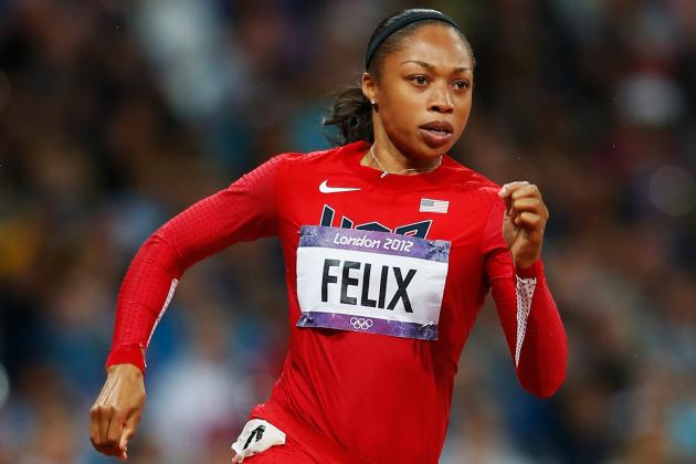 Women's 200-Meter Dash 2012: Power Ranking Allyson Felix's Biggest Threats