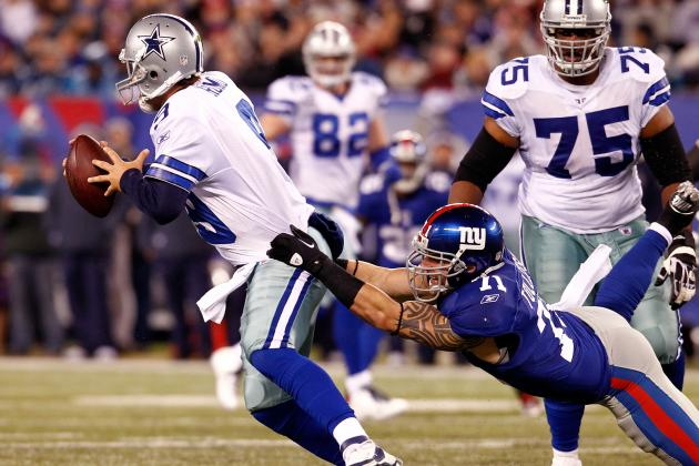 Fantasy Football 2012: Historically Speaking Week 1, Dallas at Giants