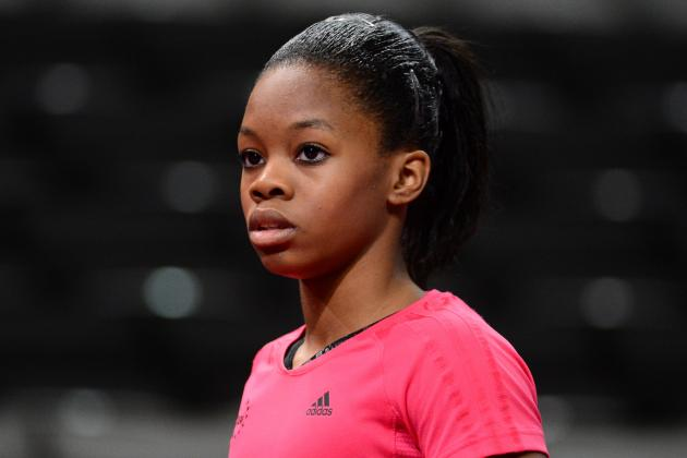 Gabby Douglas: Struggles in Individual Events a Shocking Finish in London Games