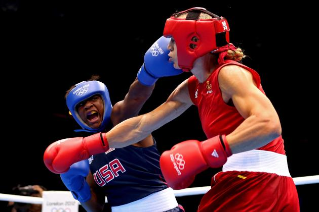 Olympic Boxing 2012:  US Women Boxers Guaranteed Bronze Medals