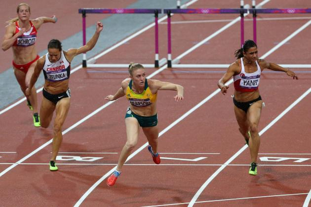 Olympic Track and Field 2012 Results: Day 11 Team Scores, Standings, & More