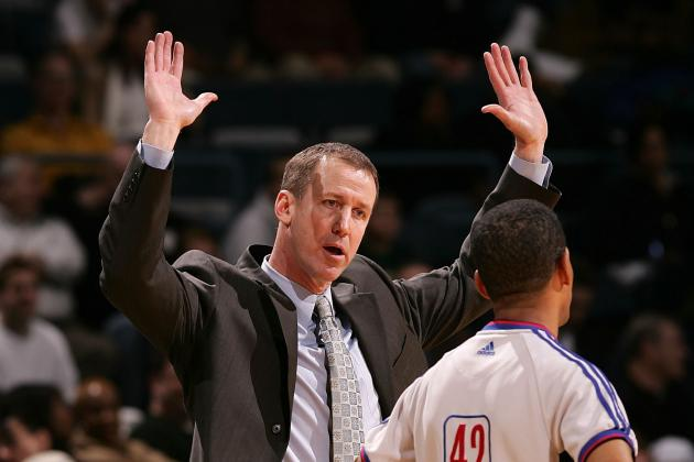 Portland Trail Blazers Hire Terry Stotts: At Least It's Somebody