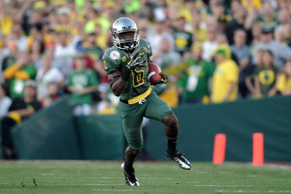 Oregon Football: Predicting De'Anthony Thomas' Success This Season
