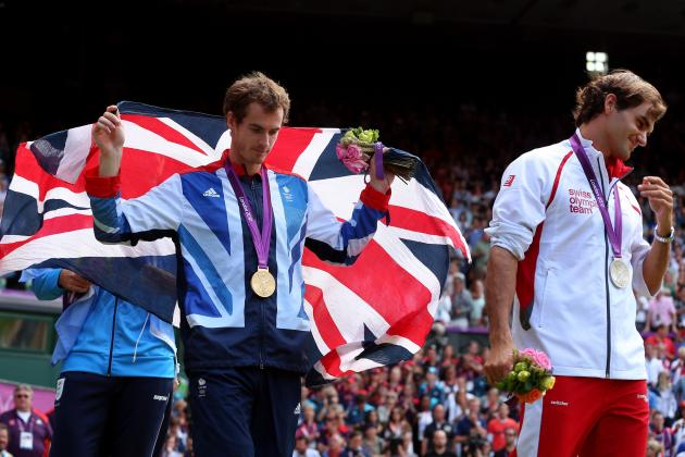 Andy Murray and Perhaps Roger Federer: Winners in a Year When Many Have Lost