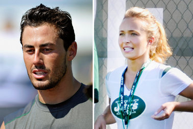 NY Jets Cut Hayden Panettiere's Boyfriend, Wide Receiver Scotty McKnight