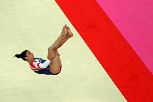 Aly Raisman Floor Routine: American Defines Clutch with Epic Performance
