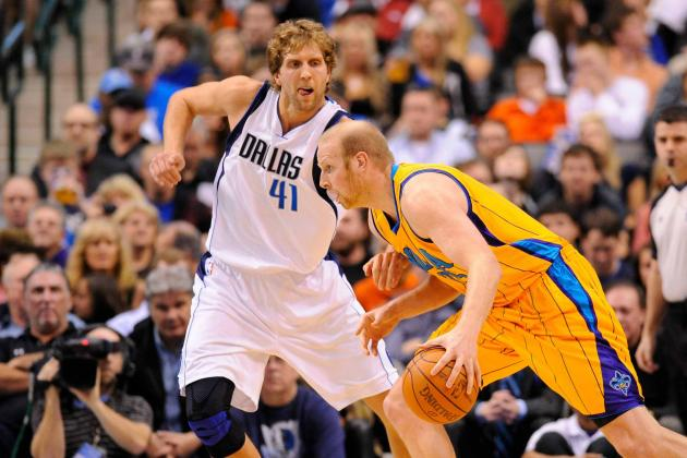 Dallas Mavericks 2012:  Chris Kaman, the Center of Attention