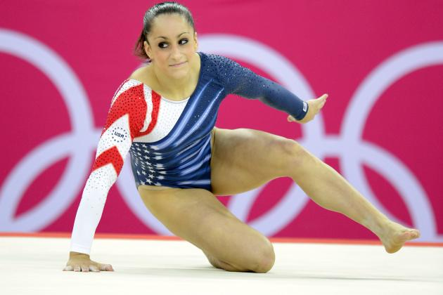 Jordyn Wieber Suffering From Right Leg Pain, May Have Stress Fracture