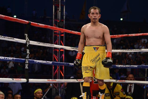 Nonito Donaire vs Toshiaki Nishioka: Ring Title Will Be at Stake