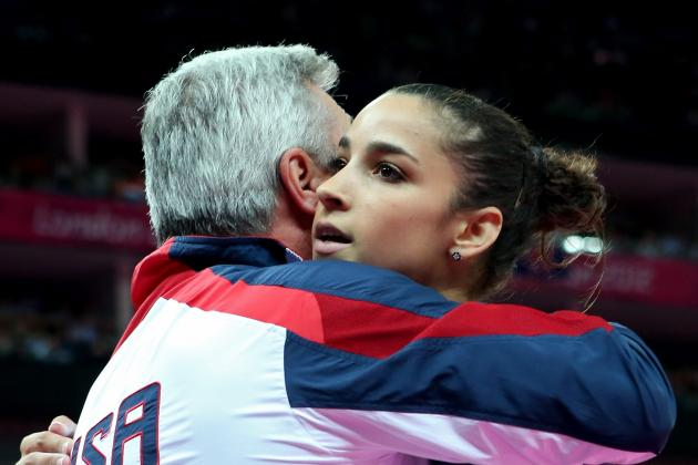 Aly Raisman Beam: Coach's Protest Ensures Women's Gymnastics Team Wins Medal