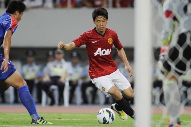 Shinji Kagawa's First