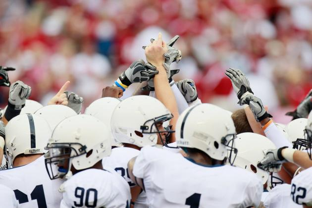 Penn State Uniform Change: Why Last Names on the Jerseys Are a Great Decision