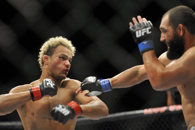 UFC 151: Josh Koscheck Injured and out of Jake Ellenberger Bout