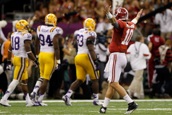 How Does the USA Today Preseason Poll Alter Alabama's BCS Path?