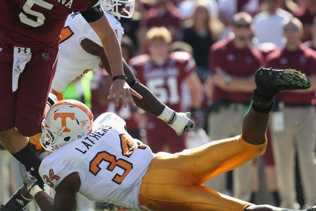 Tennessee Football: What You Need to Know About Vols' LB Herman Lathers