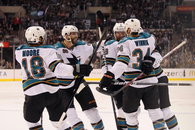 2013 NHL Predictions: Why the San Jose Sharks Are the Dark Horse to Win the Cup