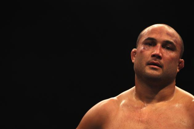 BJ Penn: Has the Hunter Become the Hunted Among the UFC's Welterweight Division?