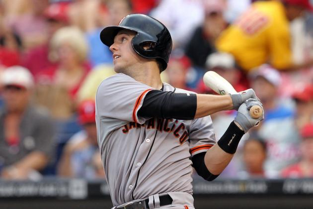 San Francisco Giants: Why Buster Posey Should Win the 2012 National League MVP