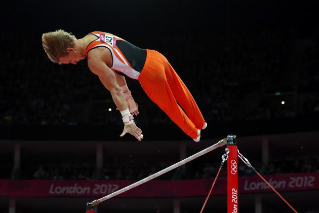 London 2012 Olympics: Men's High Bar Steals the Show