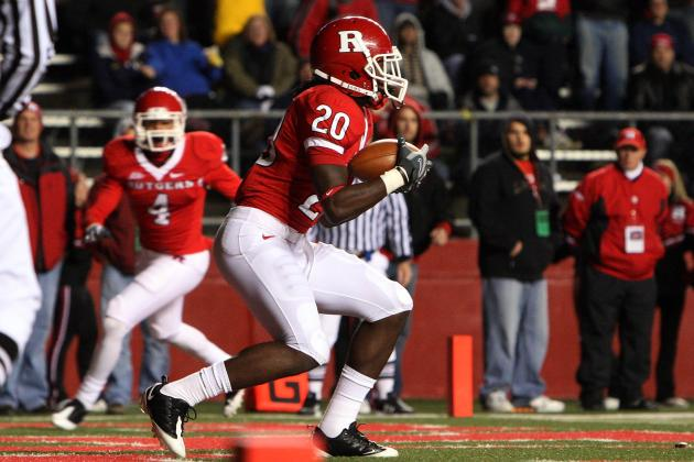 Rutgers Linebacker Preview 2012: Lots of Talent, but Lots of Inexperience, Too