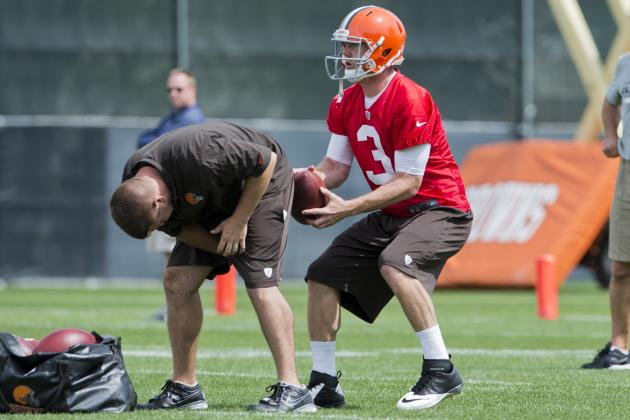 What Have We Learned from Brandon Weeden's Training-Camp Performance?
