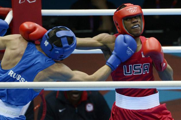 2012 Olympic Boxing: Can USA Recover from Historic Medal Shutout in London?