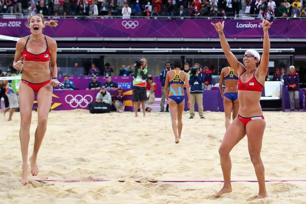 Women's Olympic Beach Volleyball: Predicting the Winner of All-American Final