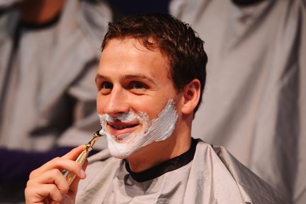 Ryan Lochte Razors: Golden Gifts Just Tip of Iceberg for Champion Swimmer