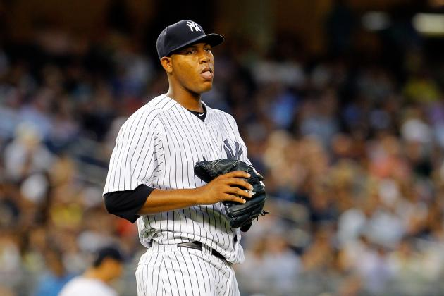 New York Yankees: Could Ivan Nova's Struggles Lead to August Waiver Trade?