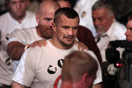 UFC: Mirko Cro Cop Will Return to MMA or Die Trying