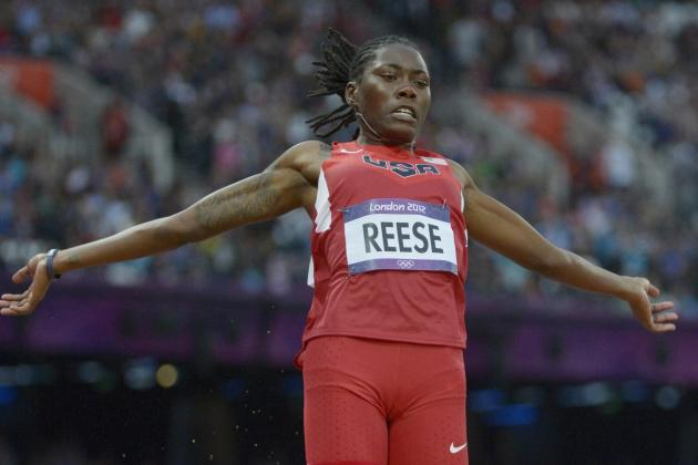 London 2012: 5 Questions with USA Track Star Brittney Reese
